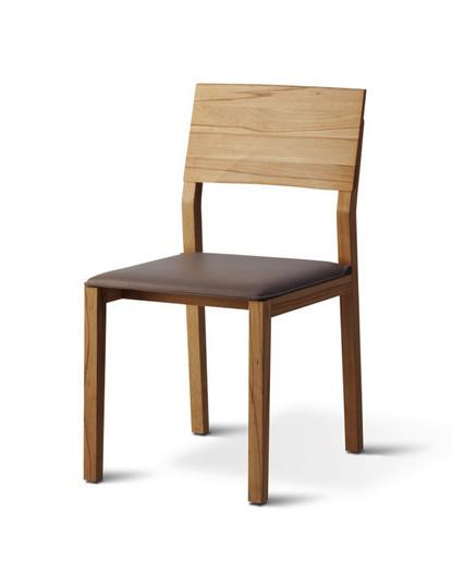 holzstuhl mit leder bestseller shop f r m bel und einrichtungen. Black Bedroom Furniture Sets. Home Design Ideas